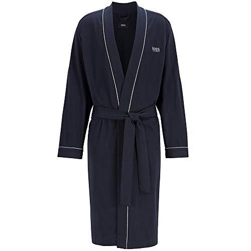 BOSS Kimono BM Albornoz, Azul (Dark Blue 403), L para Hombre