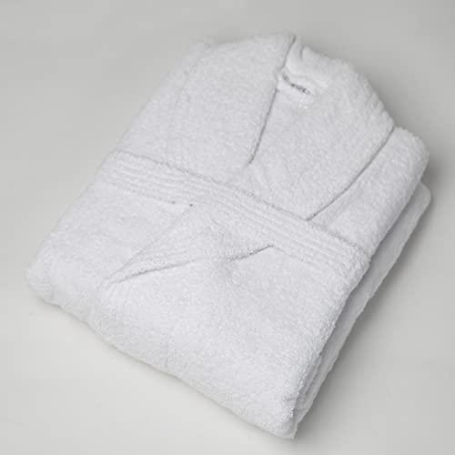 10XDIEZ Albornoz Colors Blanco   (L (Grande) - Blanco)