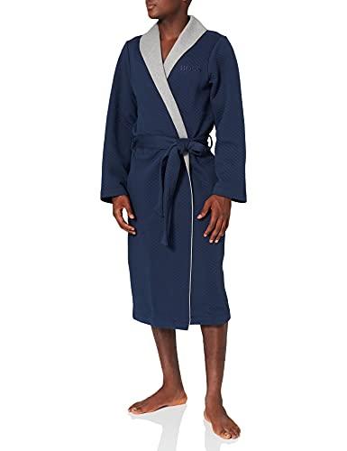 BOSS Robe Bata, Dark Blue402, XL para Hombre