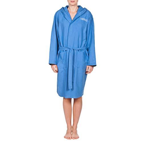 Arena Zeal - Albornoz, Adulto Unisex, Azul (Royal/White), talla del fabricante: XL
