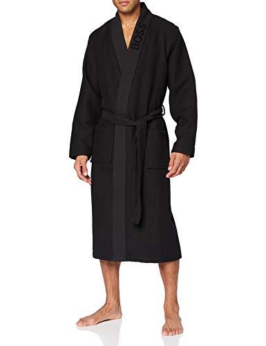 BOSS Waffle Kimono, Negro1, M para Hombre