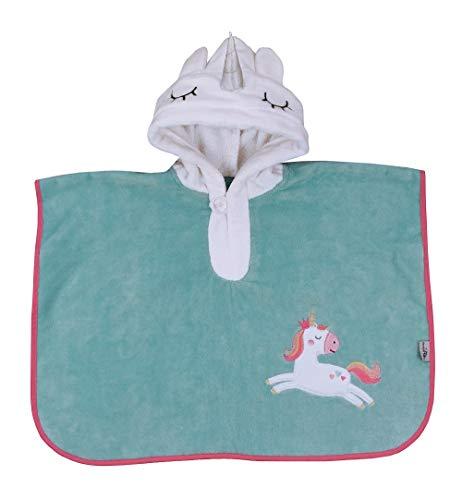 Poncho Toalla Slumbersac Bebé/Niño diseño Unicornio, 1-3 años