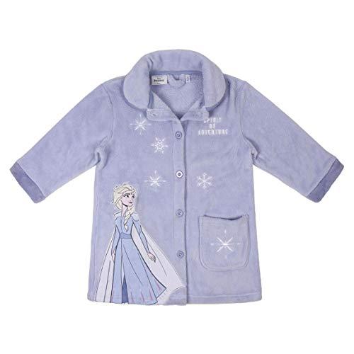 CERDÁ LIFE'S LITTLE MOMENTS Bata de Casa Frozen-Licencia Oficial Disney, Lila, 02A para Niñas